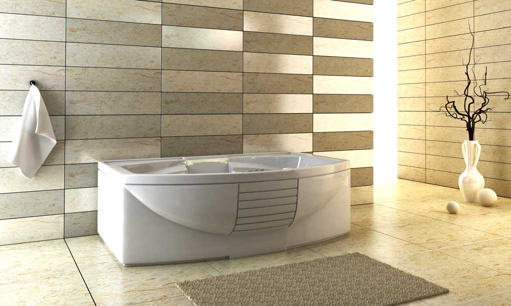 Schultheiss wohnblog for Bathroom tile designs in india
