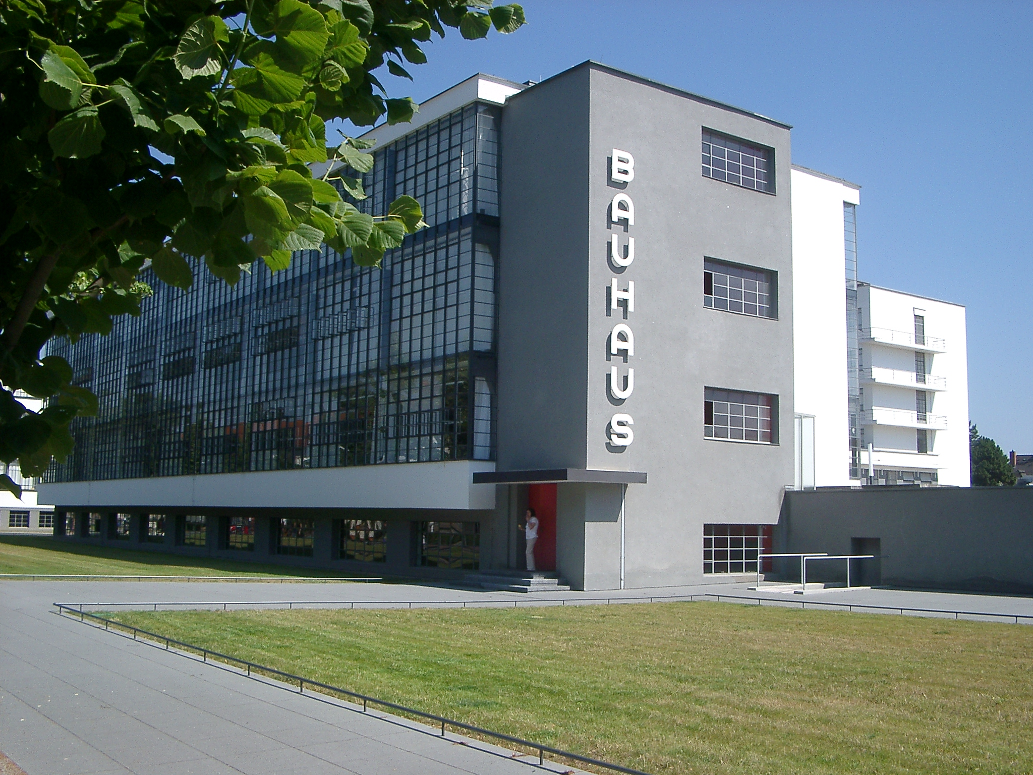 architekturstil bauhaus