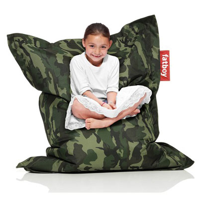 fatboy junior camouflage. Black Bedroom Furniture Sets. Home Design Ideas