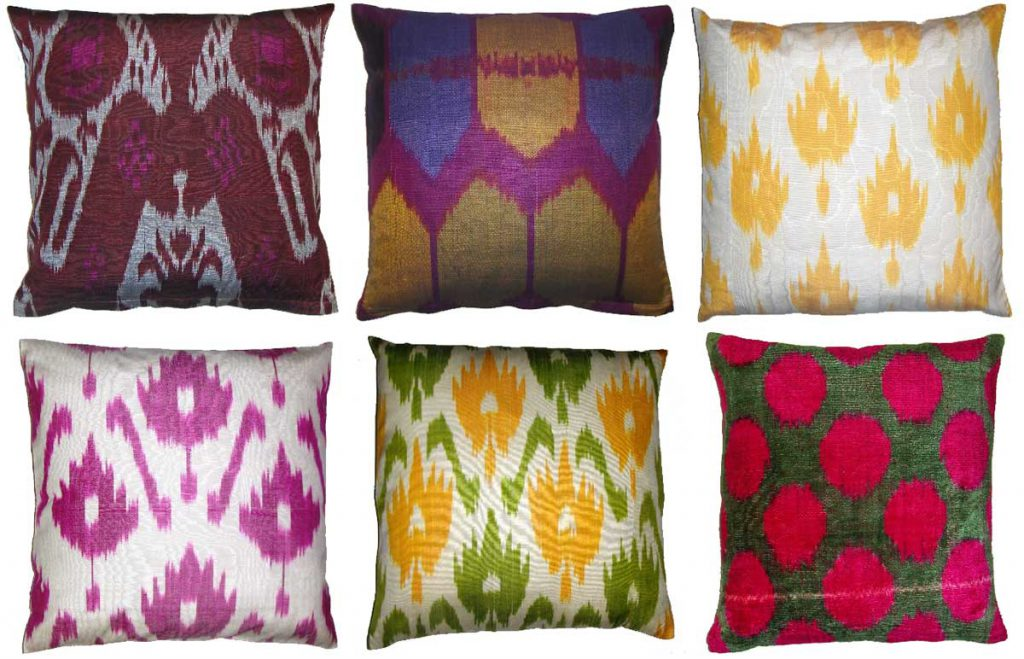 Schultheiss wohnblog - Ikat muster ethno design ...