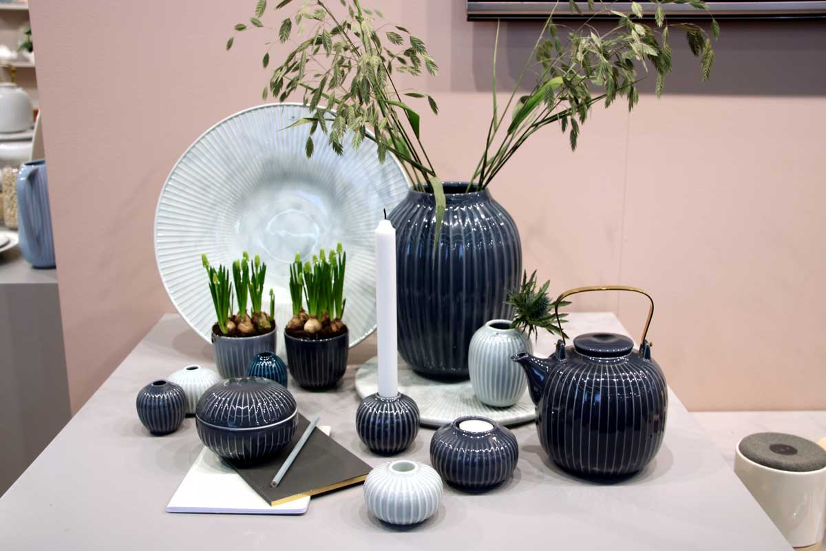 Wohnaccessoires Trends 2017 - Messe Ambiente